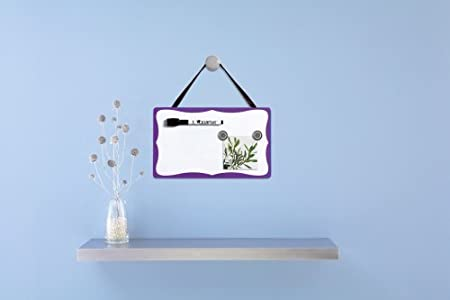 Quartet 140 x 360 mm Magnetic Weekly Dry Erase Board with Pushpin Cork Frame