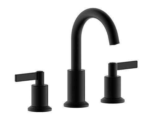 Elegant Brass Widespread Faucet - 2