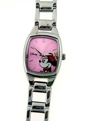 Classic New Old Stock Midsized Minnie Mouse Lorus Quartz Disney Watch
