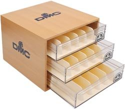 DMC Empty Wood Cabinet-12-3/4X9-3/4X14-1/2 The DMC Corporation