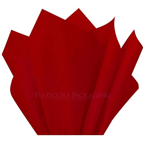 Scarlet RED Tissue Gift Paper 15