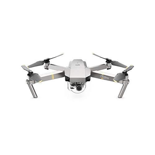 (DJI Mavic Pro Platinum 4K Drone Electronics, Gray (CP.PT.00000071.01))