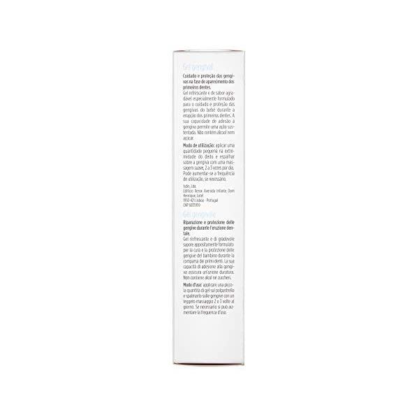 ISDIN Nutraisdin First Teeth Gel Gingival 4