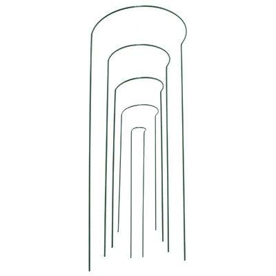 Gardman R744 36'' X 15'' Half Hoop Plant Supports by Gardman (Image #1)