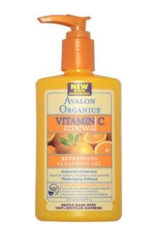 Avalon Organics Intense Defense Cleansing Gel, 8.5 Fluid Ounce