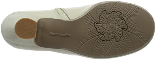Hush Puppies Vivianna, Stivali Donna Avorio (Off White)