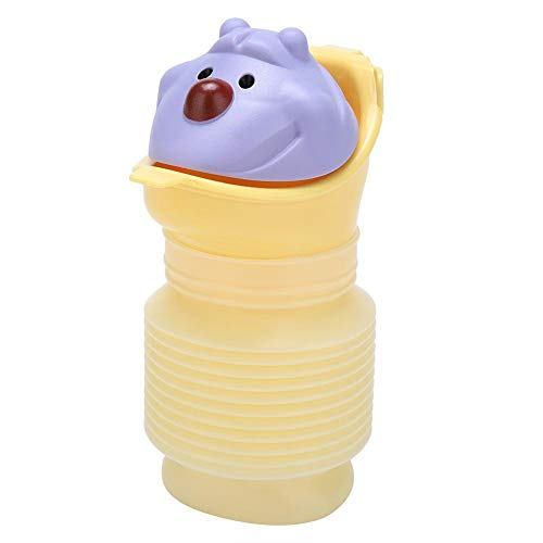 Travel Urinal Pee Urine Collector Bottle Bag for Baby Kids 420ml Portable High Capacity by Terizger (Image #2)