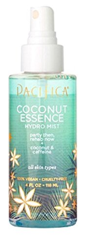 PACIFICA Coconut Essence Hydro Mist 4 fl oz, pack of 1 by Pacifica