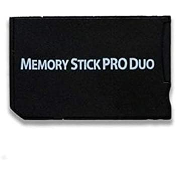 32GB 32G Memory Stick PRO Duo for PSP, Camera, Phone, Photo Frame, MicroSD + EnjoyGadgets Adapter