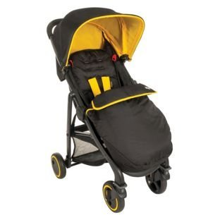 Graco Blox carrito de bebé, color negro y amarillo.: Amazon.es: Bebé
