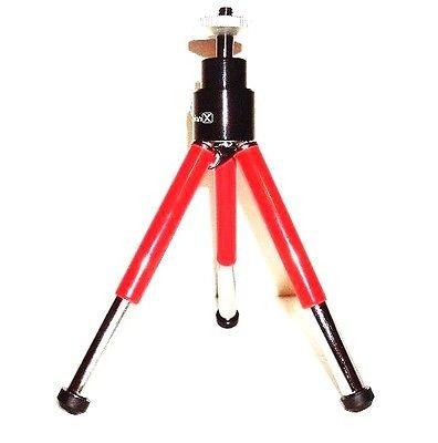 Polaroid XS7//XS9//XS100 /& Contour Roam//Roam 2 DURAGADGET Extendable Tripod with Adjustable Legs and Spirit Level for Chilli Technology Action 3 HD