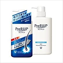 Japanese Men's Medical Hair Pre RiUP shampoo 400ml