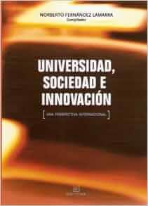 UNIVERSIDAD, SOCIEDAD E INNOVACION (Spanish Edition): FERNANDEZ