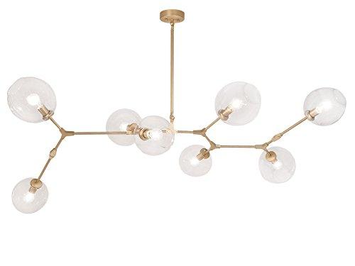 - Avenue Lighting HF8088-BB Fairfax Collection Hanging Chandelier