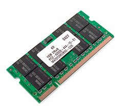 Toshiba PC3L 12800 DDR3L 1600MHz SODIMM Notebook product image