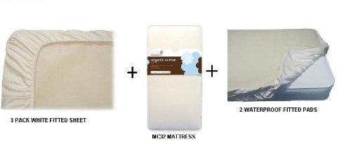 Naturepedic MC32 No Compromise Organic Cotton Classic 150 Se