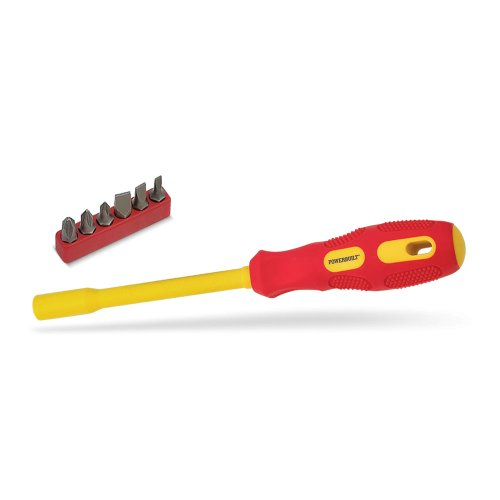 646040 7Pc Electrical Screwdriver Bit