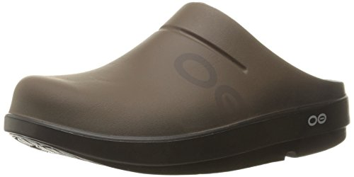 OOFOS Unisex OOFOS OOcloog Clog Brown Unisex aFqqWS