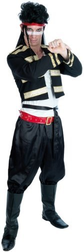 80s fancy dress adam ant - 7