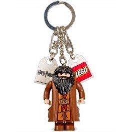 LEGO Harry Potter - Llavero de Hagrid: Amazon.es: Juguetes y ...