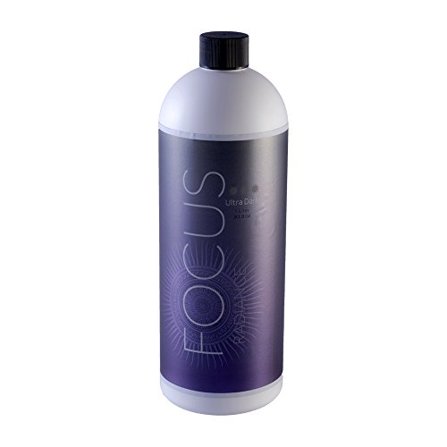 Radiance Solution (Focus Radiance Sunless Airbrush and Spray Tanning Solution - 33 oz)
