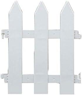 su-luoyu - 8 Vallas, plástico, para decoración de jardín, Bodas, Fiestas y Navidad, Color Blanco, a, 25 * 30cm: Amazon.es: Hogar