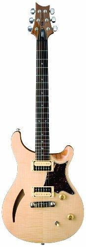 PRS SE Custom Semi-Hollow Guitar, (Custom Semi Hollow Body)