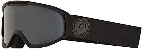 Dragon Alliance DX2 Ski Goggles, Black, Murdered/Dark Smoke Lens