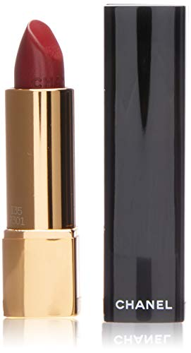 Chanel Rouge Allure Luminous Intense Lip Colour No. 135 Enigmatique for Women, 0.12 Ounce (Coco Channel Makeup)