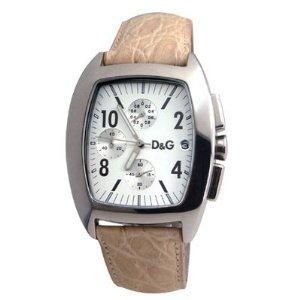 Dolce & Gabbana Reloj cronógrafo hombre correa de piel Dolce Gabbana 3719740072