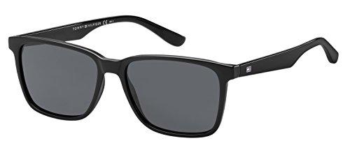 S Sonnenbrille Black 1486 Hilfiger TH Tommy x8qP6q