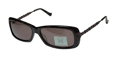 Cynthia Rowley 0347 Womens/Ladies Designer Full-rim Sunglasses/Shades (57-15-130, - Cynthia Eyewear