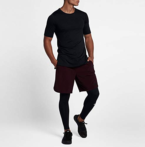 nera Nike Fttd Utility uomo Ss M Maglietta nera Nk da Top z4TIqzwrxB