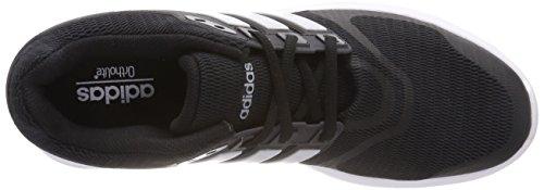 Adidas Ladies Energy Cloud V Scarpe Da Corsa, Nero Eu (negbas / Plamat / Carbonio 000)