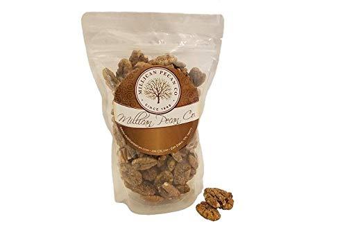 Orchard Fresh Gourmet Cinnamon Pecans 12 oz | Millican Pecan since 1888 | San Saba, Texas ()