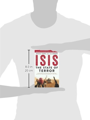 Isis The State Of Terror Jessica Stern J M Berger