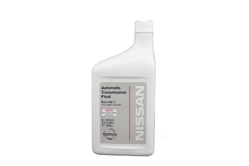 Nissan Automatic Transmission - Genuine Nissan Fluid 999MP-AA100P Nissan Matic-D Automatic Transmission Fluid - 1 Quart