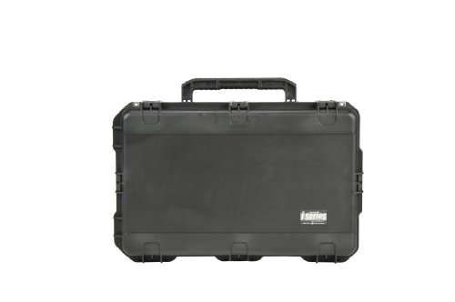 Wheels Dry Cases (SKB 3I-2918-10BE Mil-Std Waterproof Case with Wheels Empty)