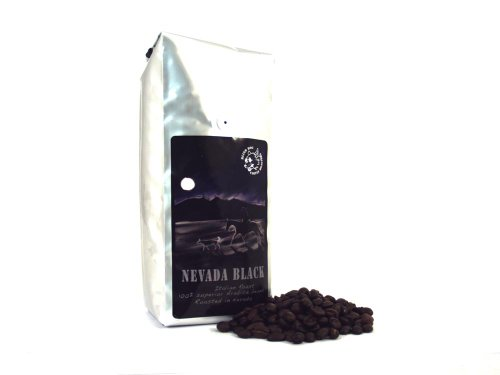 Blind Dog Coffee Nevada Black Italian Roast 1 Lb