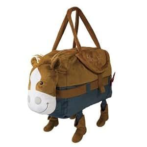 Laid Back Snuggle Duffle Bag, Harry Hoofs Horse