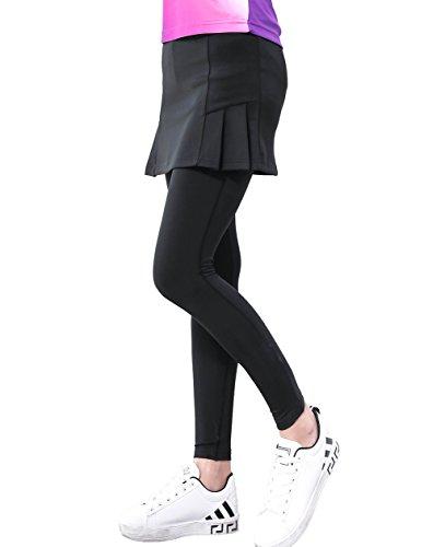 Skirt Sports Active Skirt With Legging Women's Gym Girl Ultra Running Skirt Pants - Ultra Gym Skort Girl