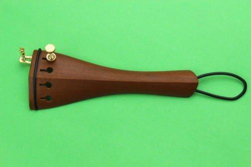 Cordal de 4/4 violín de estilo de la colina de madera maciza de con sintonizador de oro y el cable CJ Stephen Music Supplies