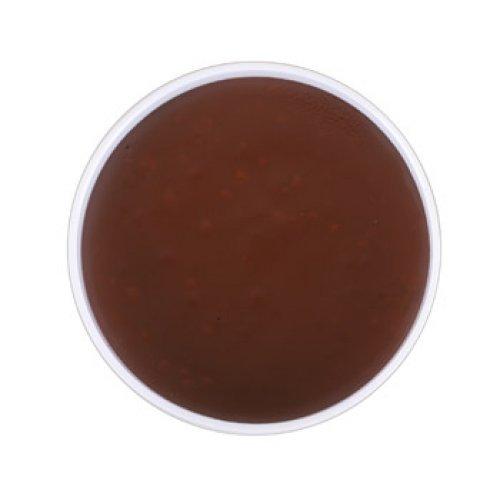 - Mehron Grease Color Cups - Brown (0.5 oz)