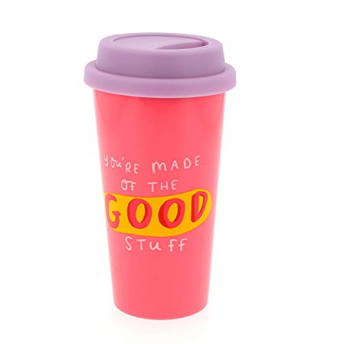Happy News Travel Mug