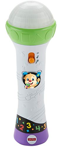 Fisher-Price Laugh & Learn Rock & Record (Sing Along Microphone)