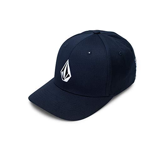 941ffe6b2957d Galleon - Volcom Young Men s Men s Full Stone Flexfit Stretch Twill Hat Hat