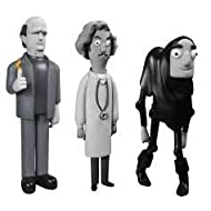 Funko Young Frankenstein Igor, The Monster, Dr. Frankenstein Vinyl Idolz Figures Set of 3 by Young Frankenstein