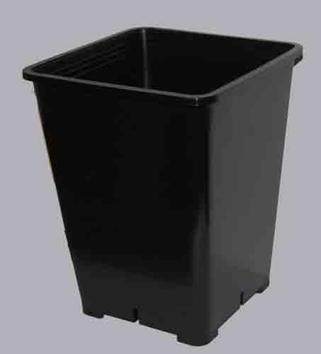 9 plastic pot - 7