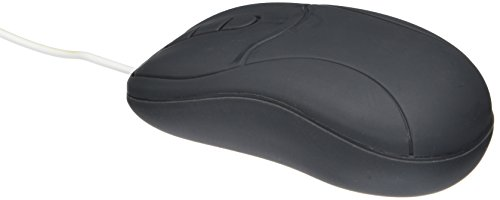 - Silicone Washable Mouse Optical USB Port Plug and Play