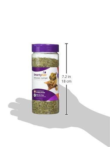 SmartyKat Organic Catnip-2 ounces